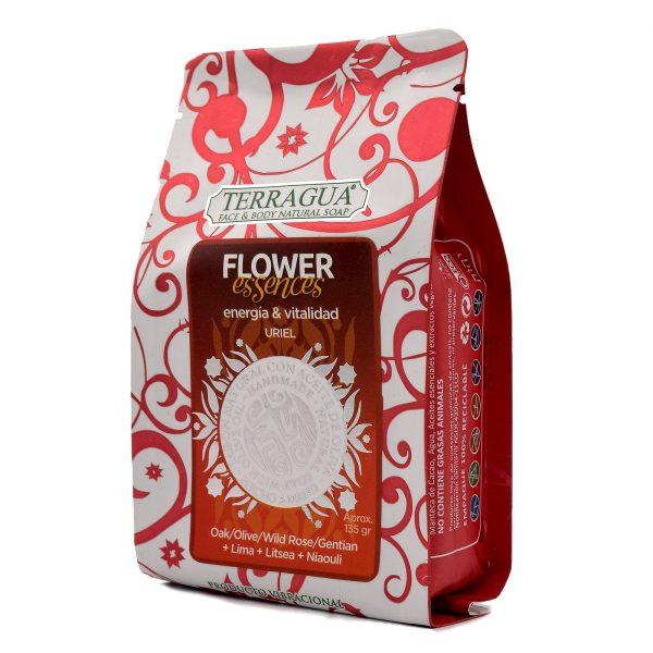 Jabón-natural-Terragua-FLOWER-ESSENCES-Energía-–-Vitalidad